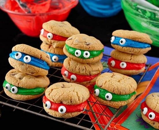 20+ Ninja Turtle Party Ideas