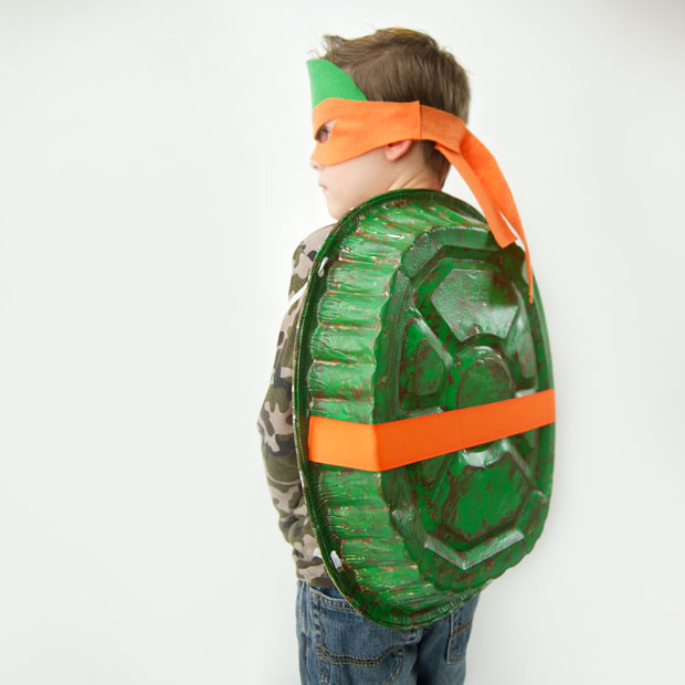 DIY TMNT Costume