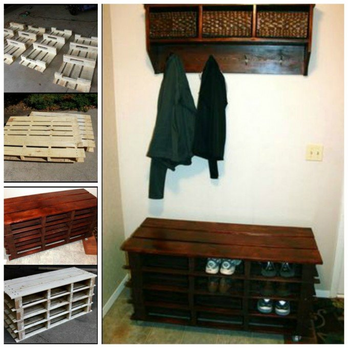 best pallet furniture. diy wood pallet entryway bench best furniture t