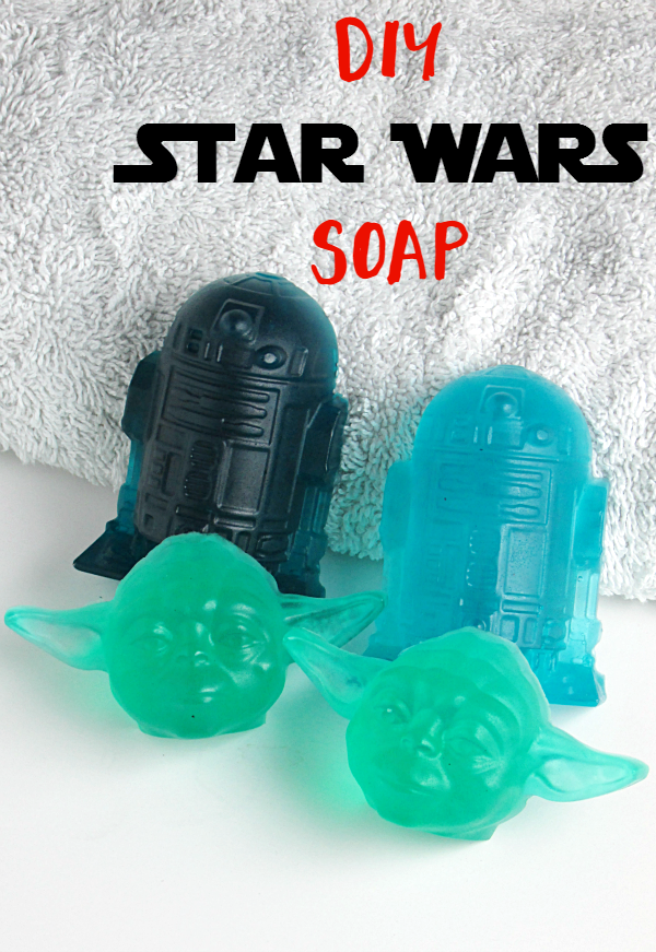 DIY Star Wars Soap