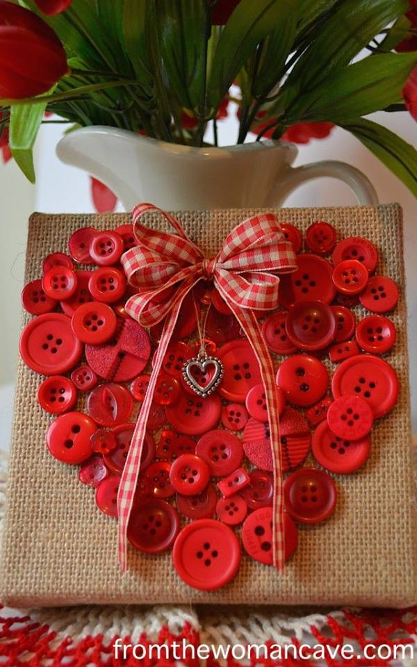 25+ of the BEST Valentine's Day Craft Ideas! - Kitchen Fun ...