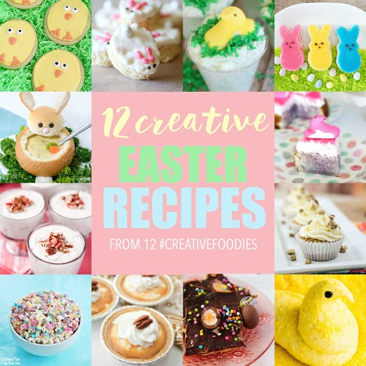 12 Easter Recipes & Treats