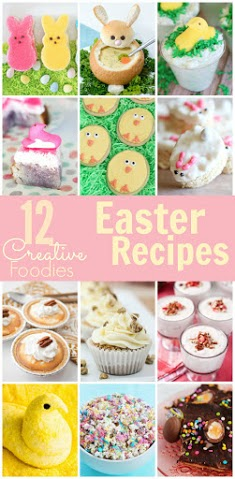 12 Easter Treats & Recipes