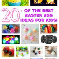 The Best Easter Egg Ideas for Kids