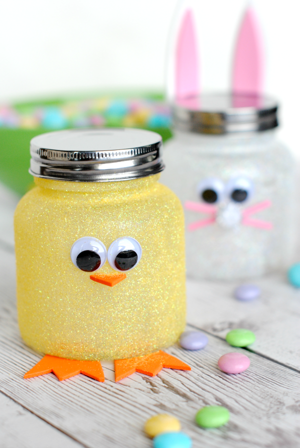 40 Too Easy DIY Easter Bunny Crafts for Kids to Make |Easter Diy Projects Pinterest