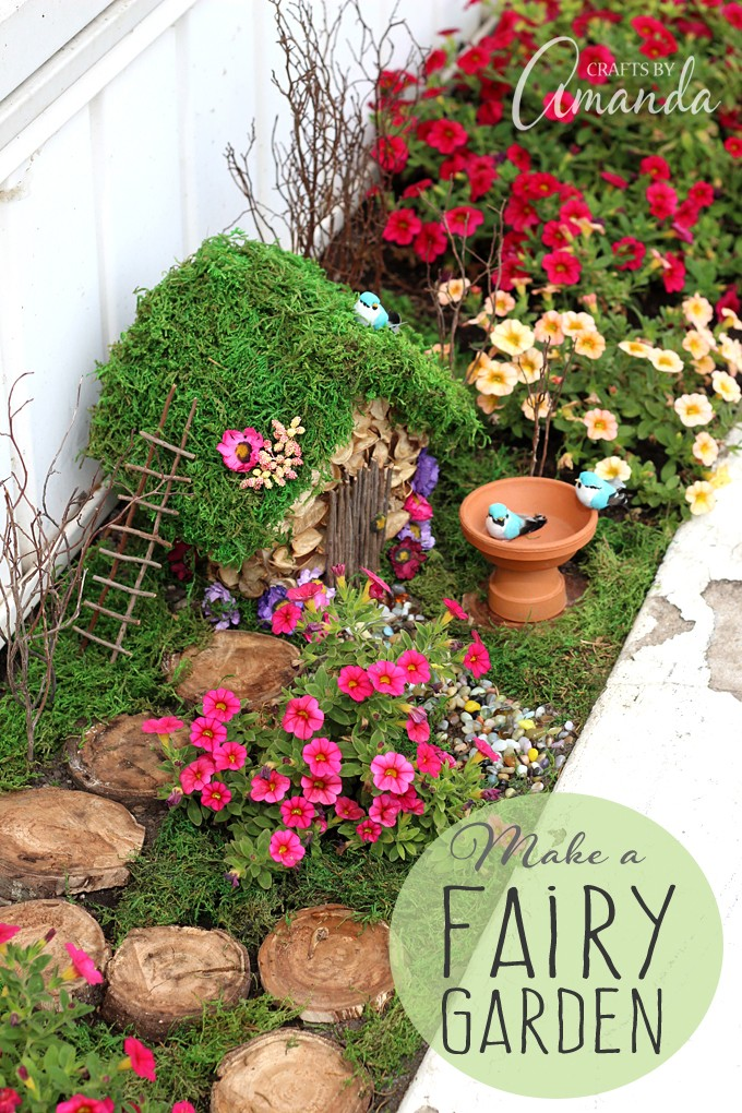 The best diy spring project easter craft ideas for Diy garden crafts