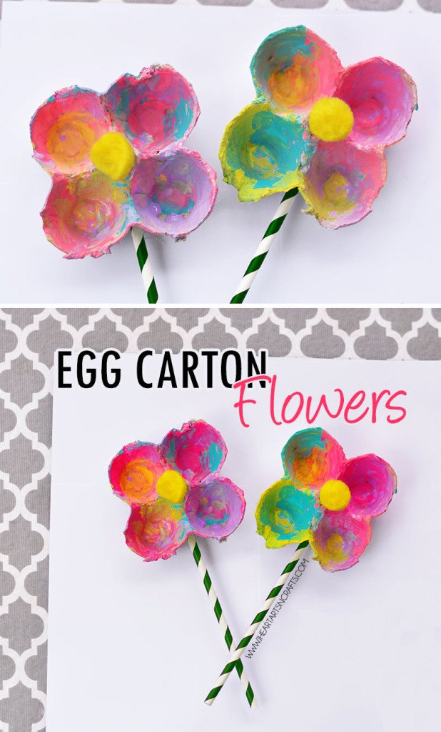 The Best DIY Spring Project Easter Craft Ideas Kitchen Fun With My 3
