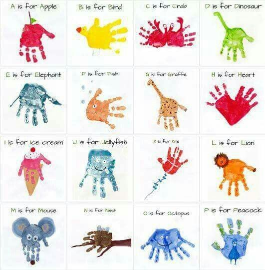 The Best Hand And Footprint Art Ideas on Best Farm Animal Crafts Ideas On Pinterest Animals Theme