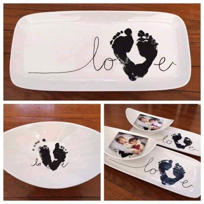 The Best Hand And Footprint Art Ideas Kitchen Fun With