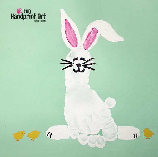 Disney Family Fun Easter Crafts