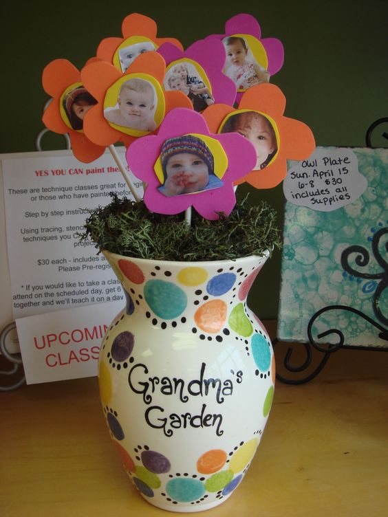 The best diy spring project easter craft ideas for Mother s day gift ideas for grandma