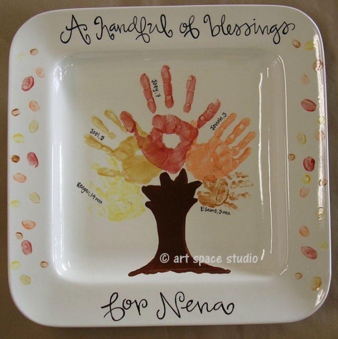 Thanksgiving Decorations To Make With A  Year Ols