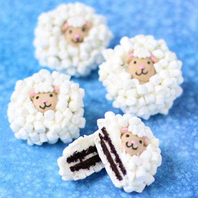 Oreo Sheep Kitchen Fun With My 3 Sons