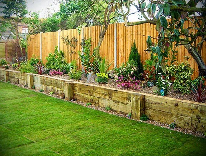 backyard raised garden these are the best garden diy yard ideas