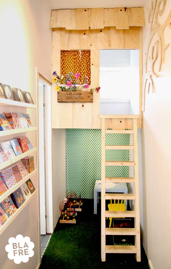 Indoor Tree House Reading Nook for Kids. The BEST DIY Reading Nook Ideas    Kitchen Fun With My 3 Sons