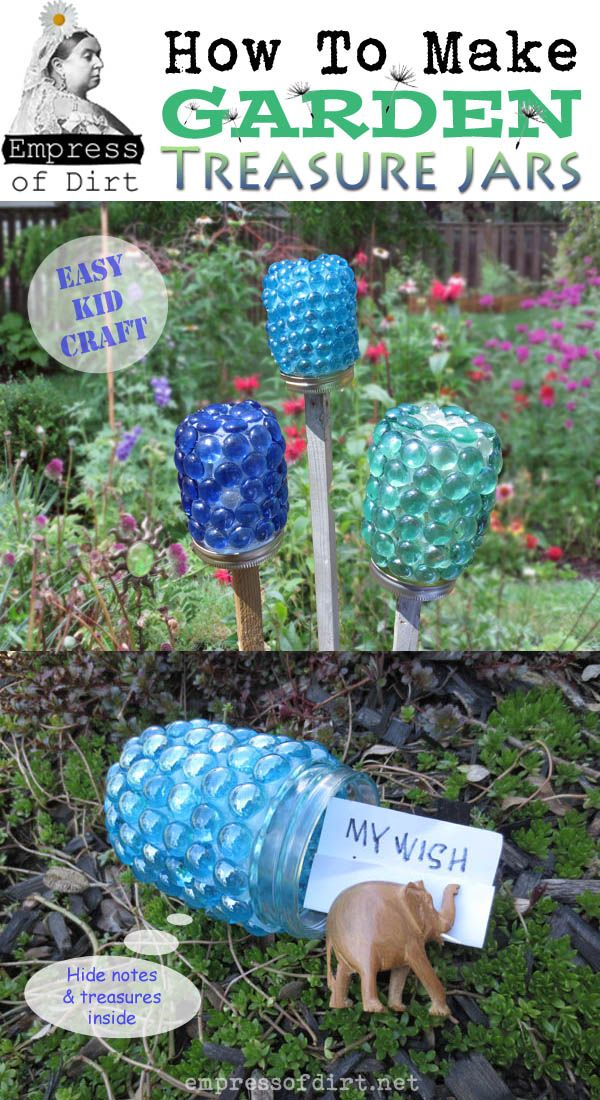 The BEST DIY Yard Art Ideas! - Kitchen Fun With My 3 Sons