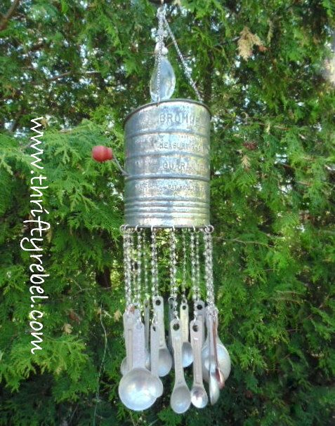 Sifter & Utensil Wind Chimes