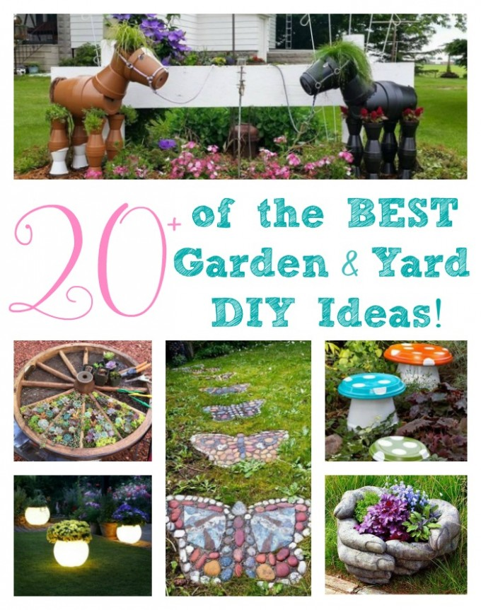 The best garden ideas and diy yard projects kitchen fun with my 3 over 20 of the best garden ideas diy yard projects workwithnaturefo