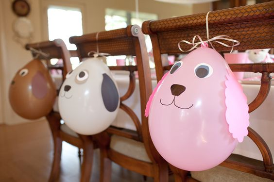 Animal Party Balloons