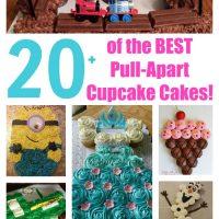 The BEST Cupcake Cake Ideas!