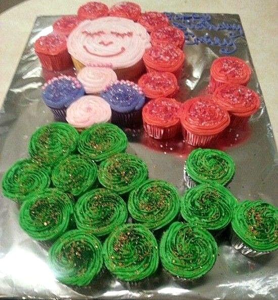 pull apart cake ideas