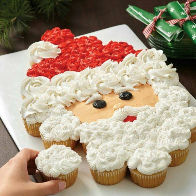 The best cupcake cake ideas kitchen fun with my 3 sons for Best christmas vacation ideas
