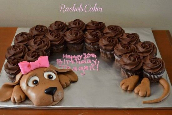 Remarkable The Best Cupcake Cake Ideas Kitchen Fun With My 3 Sons Birthday Cards Printable Trancafe Filternl