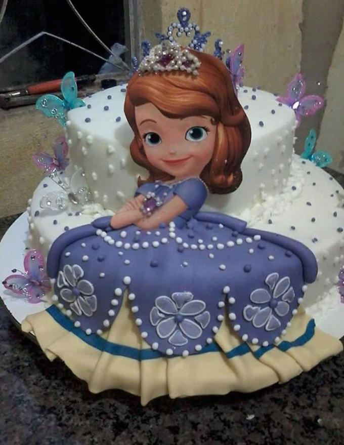 Birthday Cake Princess Bride