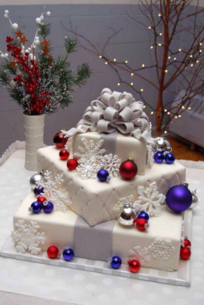 Christmas Gifts Wedding Cakethese Are The BEST Cake Ideas