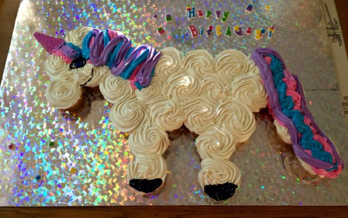 Unicorn Cupcake Cakethese Are The BEST Pull Apart Cake Ideas