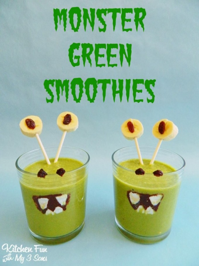 Monster Green Smoothie
