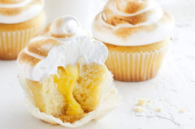 Lemon Meringue Cupcakes...these are the BEST Cupcake Ideas!