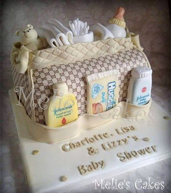 Easy Baby Shower Cake Recipes