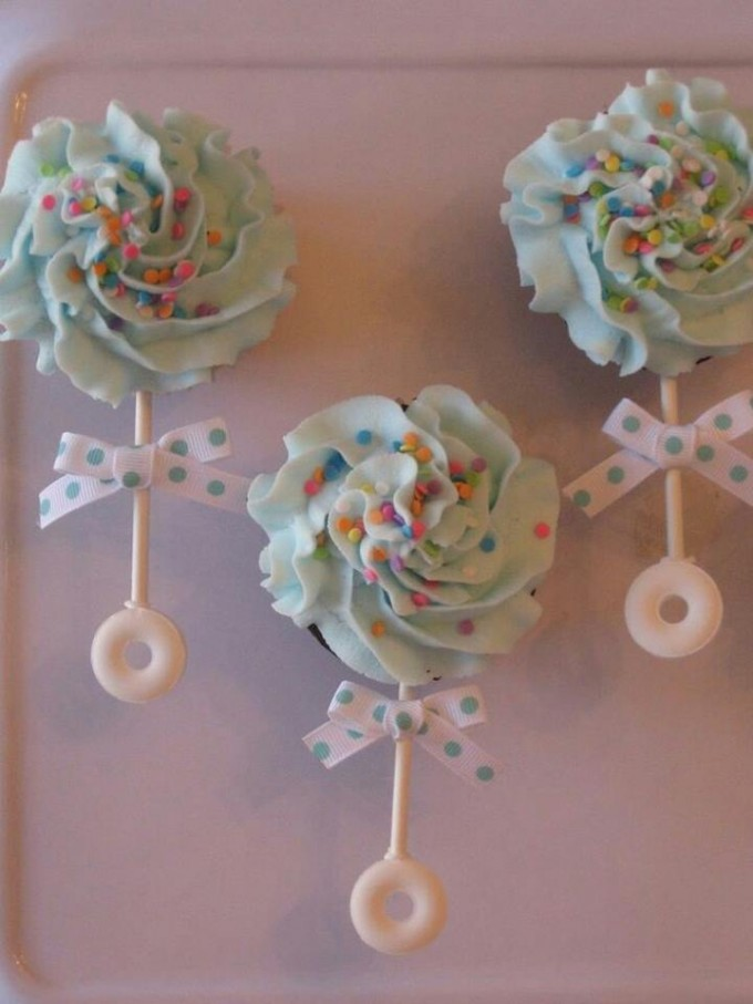 Mini Foods For Baby Shower