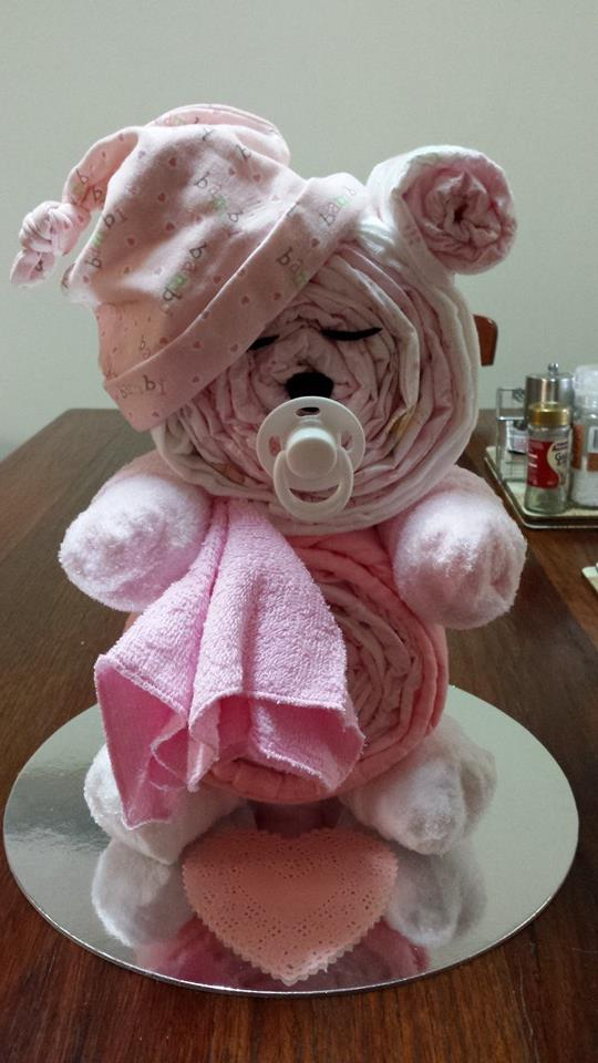 pics photos diaper cake credit fun baby shower ideas and more