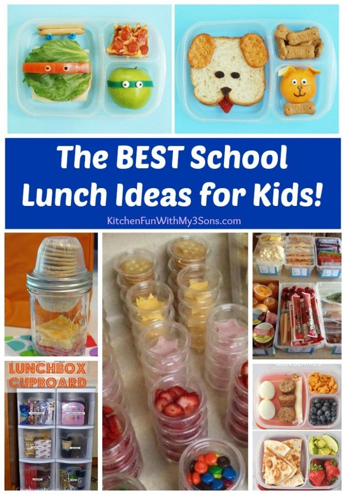 Lunch Ideas For Toddlers In Preschool