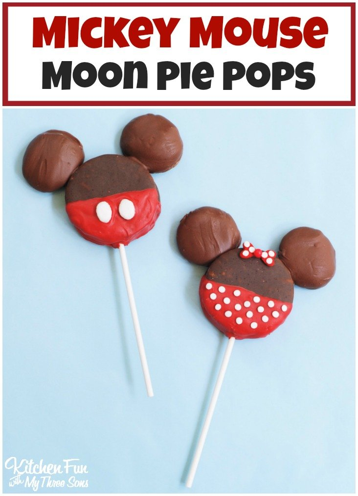 Easy Minnie And Mickey Mouse Treats Kitchen Fun With My