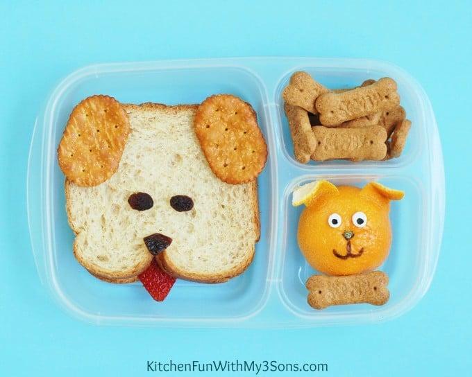 Dog Eats Kiddie Treats