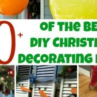 60 of the BEST Christmas Decorating ideas