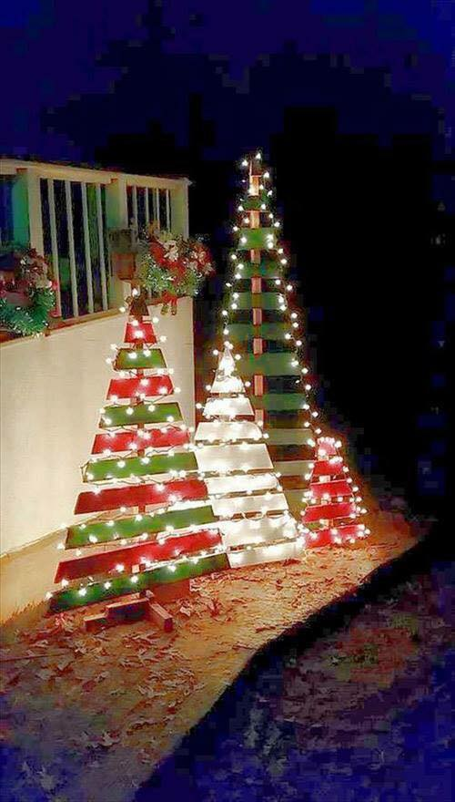 Pvc Christmas Tree Plans.60 Of The Best Diy Christmas Decorations Kitchen Fun With