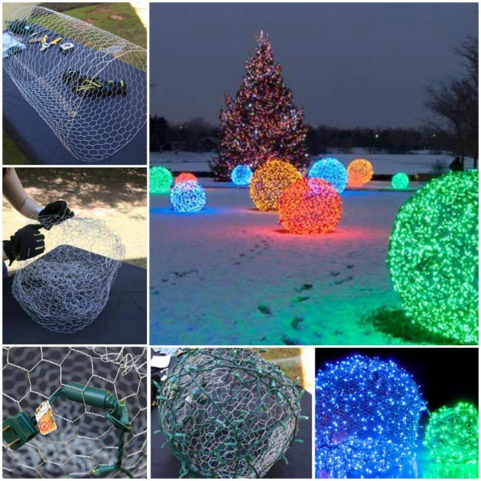 how to make christmas light ballsthese are the best diy homemade