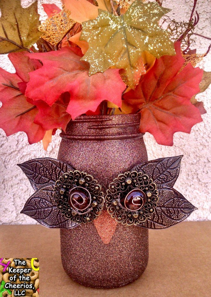 Over 50 of the best diy fall craft ideas kitchen fun for Fall diy crafts pinterest