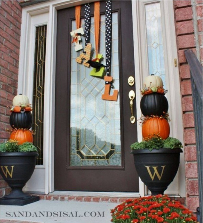 Fall Home Decorating Ideas: Over 50 Of The BEST DIY Fall Craft Ideas