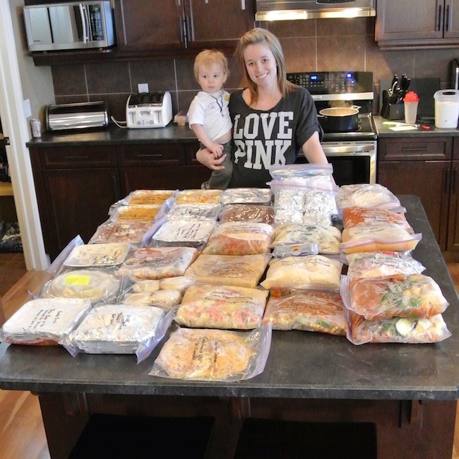 Crock Pot Freezer Meals...100's of the BEST Freezer Meal Ideas!
