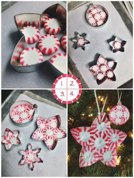 40  homemade christmas ornaments