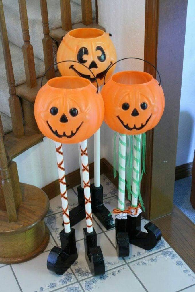 DIY Halloween Candy Holders