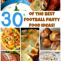 30+ the Best Football Party Food