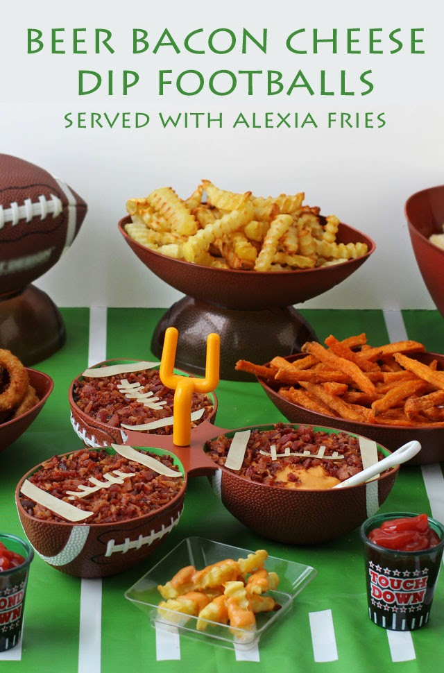 Beer Bacon Cheese Dipthese Are The BEST Super Bowl Football Party Food