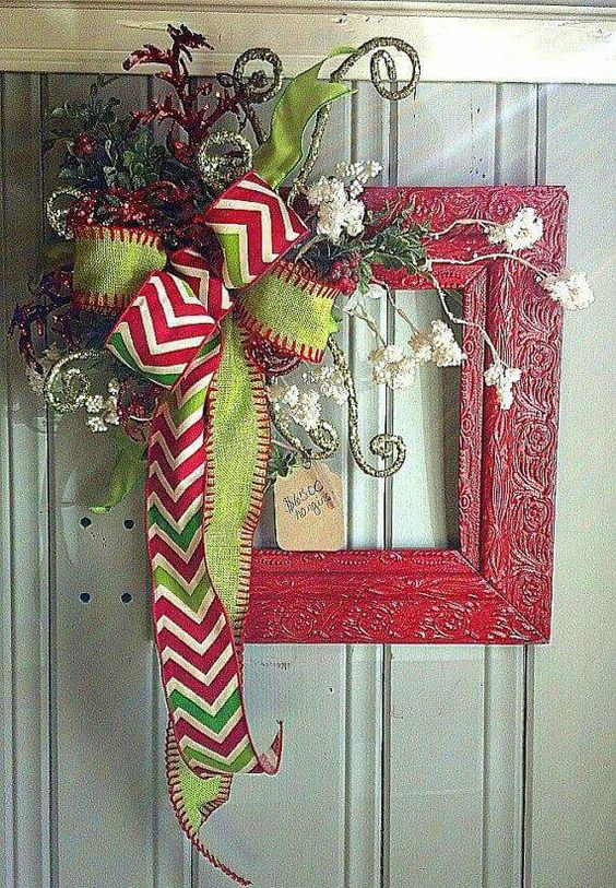 30+ of the Best DIY Christmas Wreath Ideas - Kitchen Fun With My 3 Sons