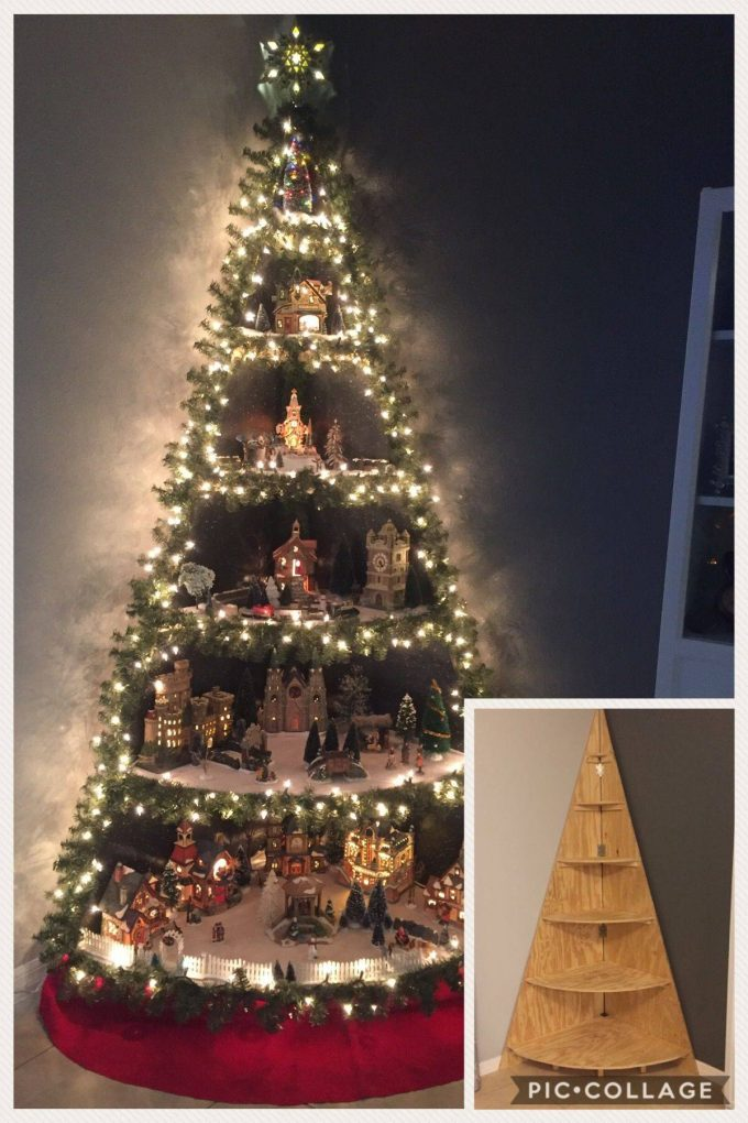 Diy Cone Christmas Trees.30 Of The Most Creative Christmas Trees Kitchen Fun With My 3 Sons
